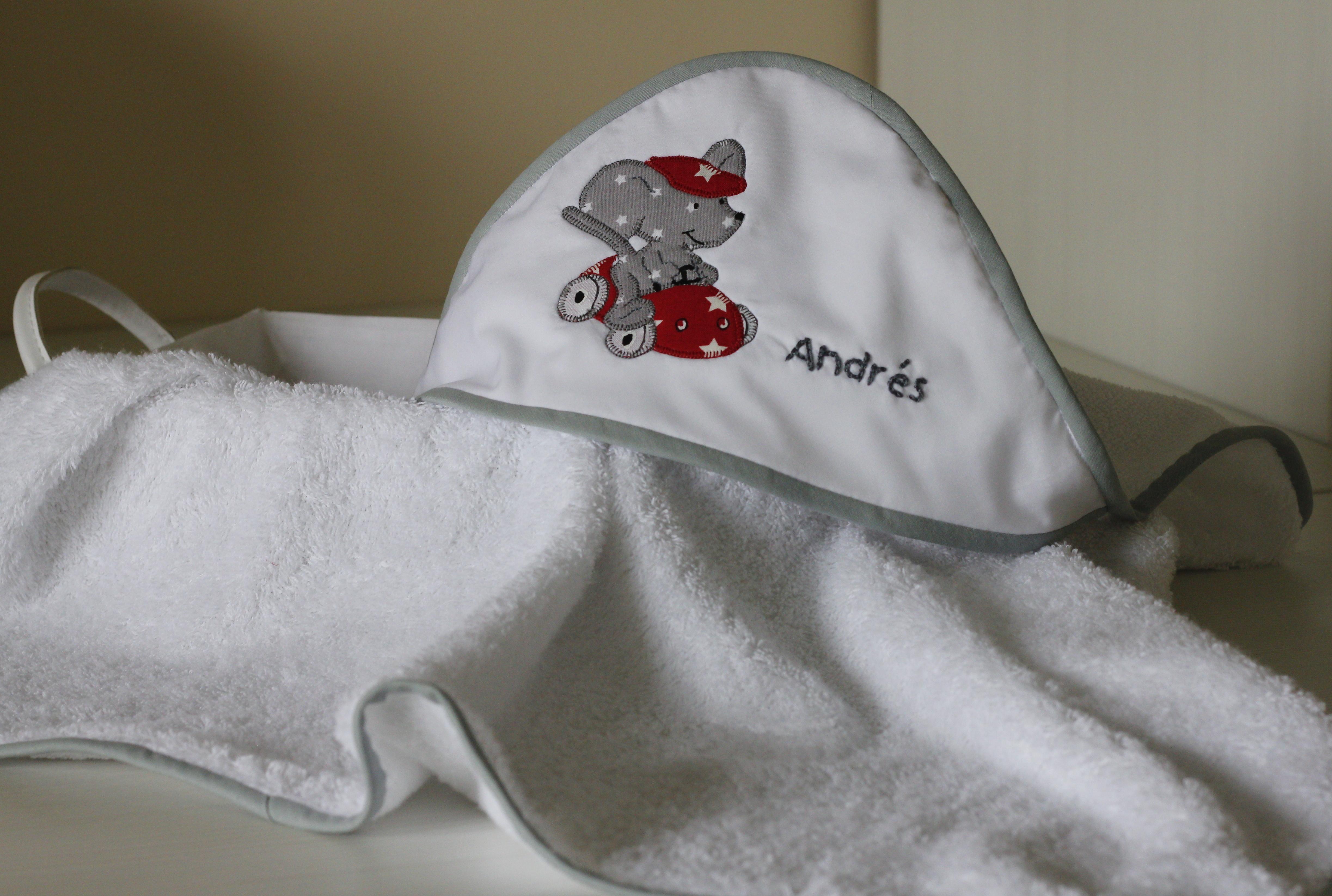 DIY: Capa de baño